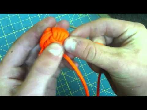 How to make a Monkey Fist