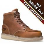 View: Timberland Pro 88559 Barstow Wedge Moc Alloy Toe Boot