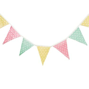 multiKids Rooms €12 DUNNES  Carolyn Donnelly Eclectic Fabric Bunting