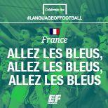 languag eof football