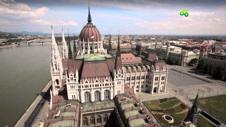 Magyarország madártávlatból - Budapest