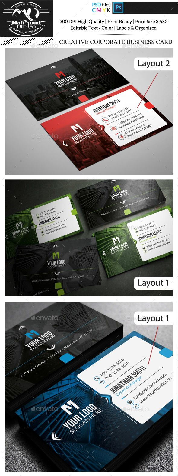 114 Best Business Card Inspiration Images On Pinterest Business