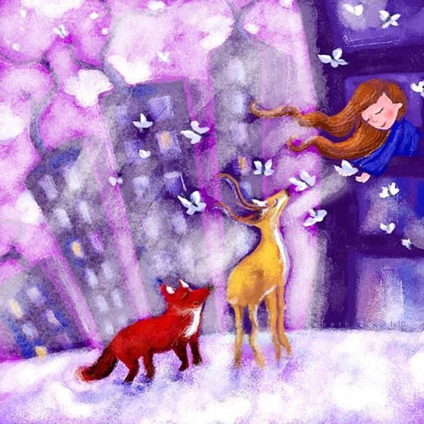 Illustrations by Elisabeth Zartl | Cuded