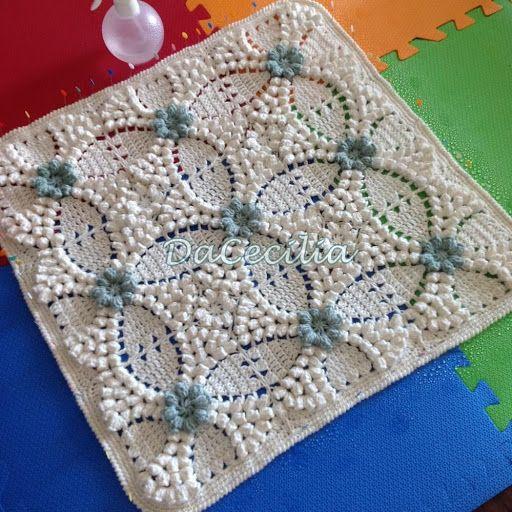 1363 best Crochet Squares images on Pinterest Crochet blankets