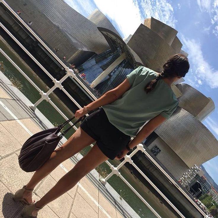 Gracias a nuestra amiga Maribel por lucir tan bien nuestra talega 👏🏻 #fashionbag #luxurybag #leatherbag
