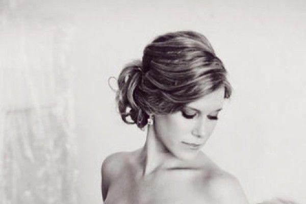 bohemian wedding hairstyles | Romantic Bohemian Wedding Hairstyle