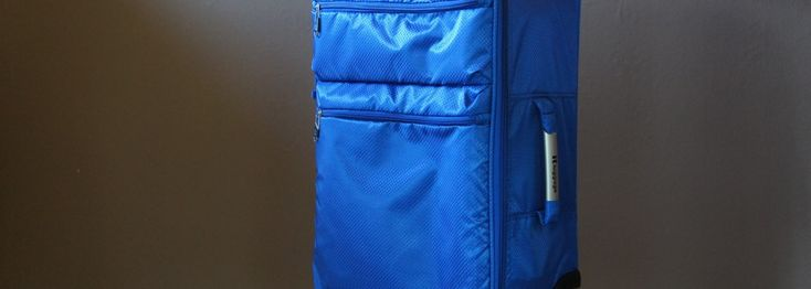 "Product Review: ""It Luggage"" = the World's Lightest Luggage, at 3.5lbs! Via SmarterTravel"