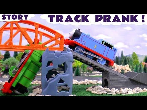 Thomas and Friends Funny Prank Train Accident Play Doh Diggin Rigs Rescue | Tom Moss Toy Fun - http://positivelifemagazine.com/thomas-and-friends-funny-prank-train-accident-play-doh-diggin-rigs-rescue-tom-moss-toy-fun/ http://img.youtube.com/vi/OY2DWxGSG54/0.jpg  Track goes missing causing train accidents. Thomas investigates. Tom Moss The Prank Engine is found. Play Doh Diggin Rigs help. Visit the ToyTrains4u … Judy Diet Programme ***Start your own website with USD3.