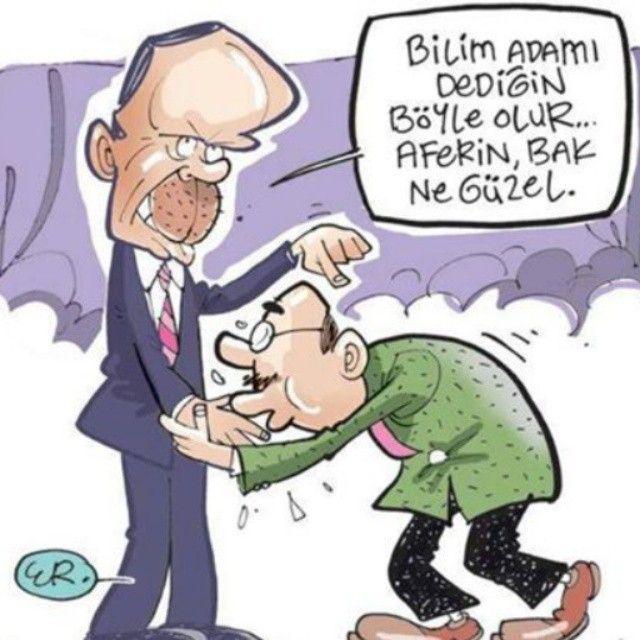 """Erdoğan: """"Bakıyorsun hoca koskoca profesör sigara alkol bunları hepsini götürüyor... Bilim adamı böyle olur !!!"""