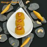 Mango Kesari or Mango Sheera