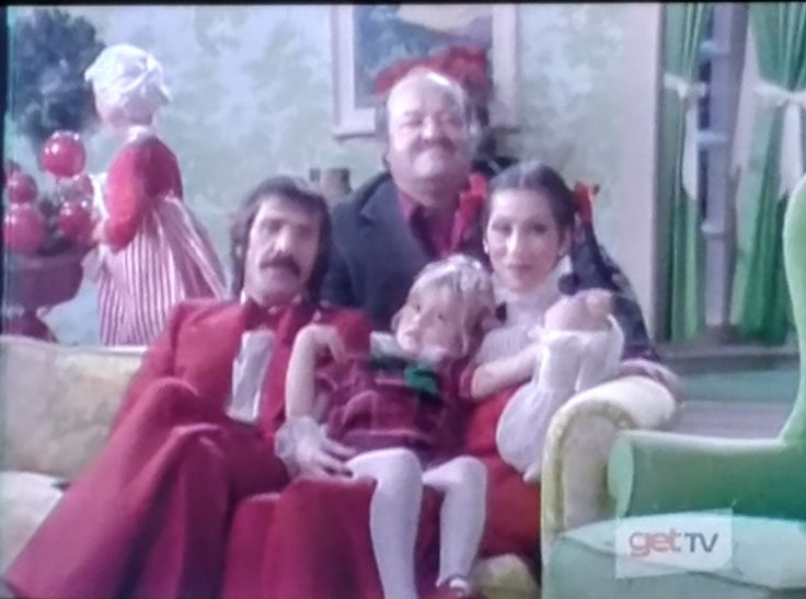 Sonny and Cher Comedy zHour of Christmas 1970 with: Sonny, Cher, Chastity Bono and William Conrad that told a wonderful story at the end of the show. First aired 1/1/1971.