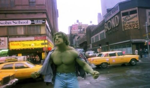 See Nine Famous Manhattan Film Locations, Then And Now