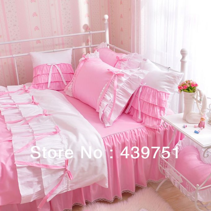 Gonna-di-pizzo-rosa-principessa-viola-set-consolatore-100-cotone-ragazze-giorni-ragazze-sogni-eccellente-design.jpg (680×680)