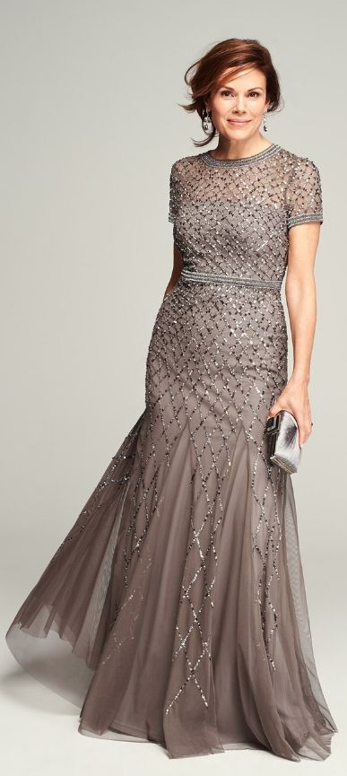 The prettiest 'Mother of the Bride,' dress http://rstyle.me/n/bugtzzn2bn