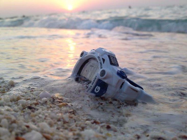 #Casio#sea#