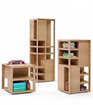 Linteloo booktower