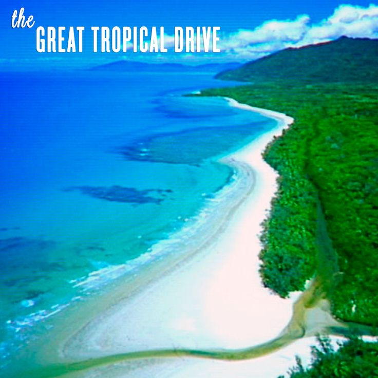 Discover the only place on the planet where two World Heritage jewels join each other – The Daintree Rainforest spills and the Great Barrier Reef. http://hooroo.com/inspire/articles/1293-the-great-tropical-drive
