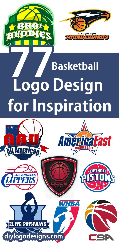 Basketball team logos design