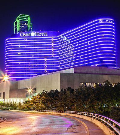Omni Dallas Hotel In Tx