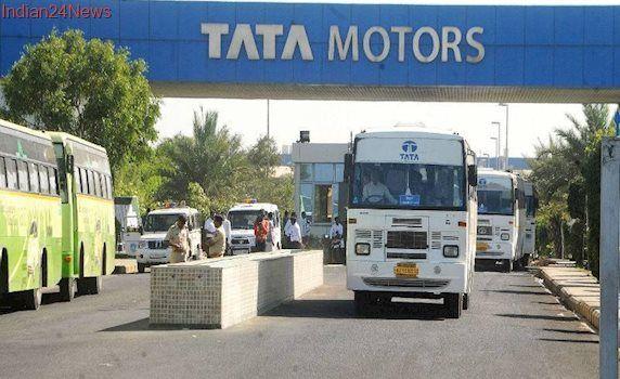 Tata Motors global sales decline 1.71 per cent in June