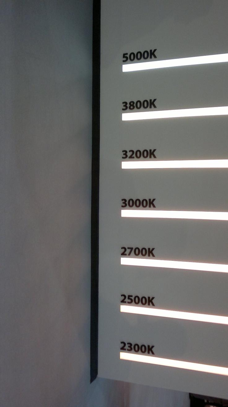 Light installation @ ARC