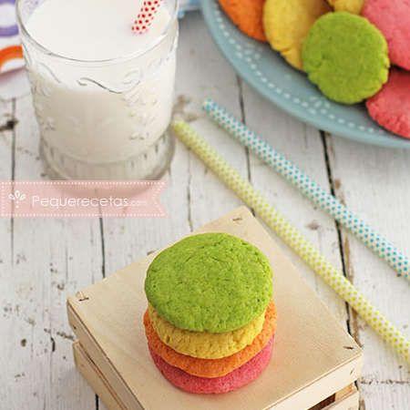 Cómo hacer galletas: 13 recetas paso a paso , Cómo hacer galletas: en Pequerecetas te traemos un sinfín de recetas de galletas para que sorprendas: galletas de mantequilla, chocolate, jengibre...
