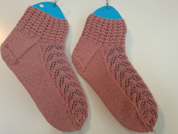 Knitting Socks Onion Nettle Socks