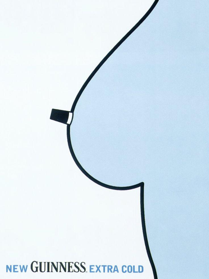 guinness advert - Nipple by Abbott Mead Vickers