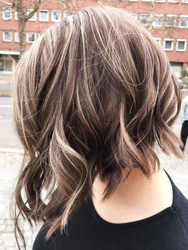 Long Bob Hair Creative Hair Color D Machts Style Alexa Friseur