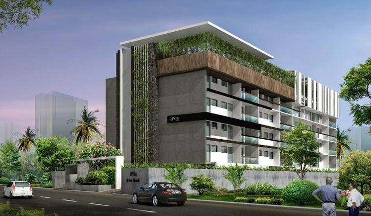 Dark grey exterior paint on apartment buildings google - Apartment exterior color schemes ...