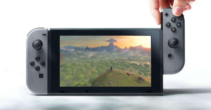 richardhaberkern.com http://soundlazer.com Watch the Nintendo Switch event in less than 12 minutes