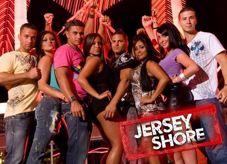 Jersey Shore Season 1 DVD cover photo