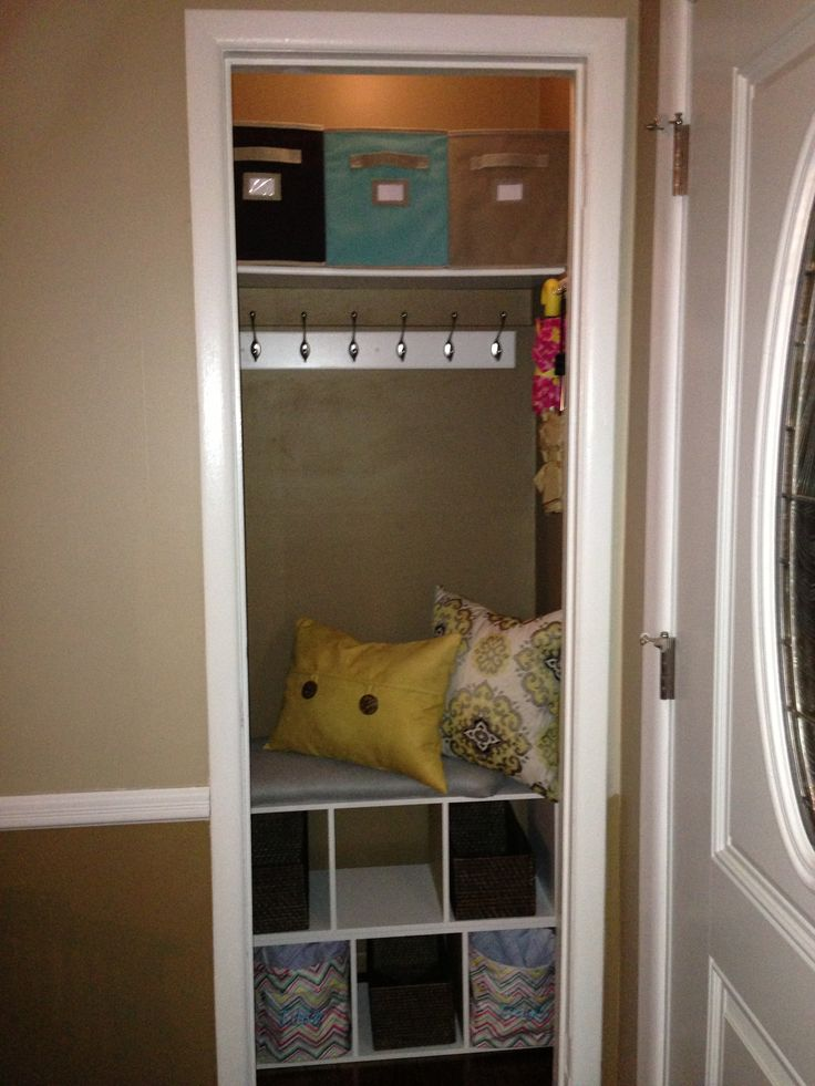 Turn Foyer Into Mudroom : Best images about mud room on pinterest coats