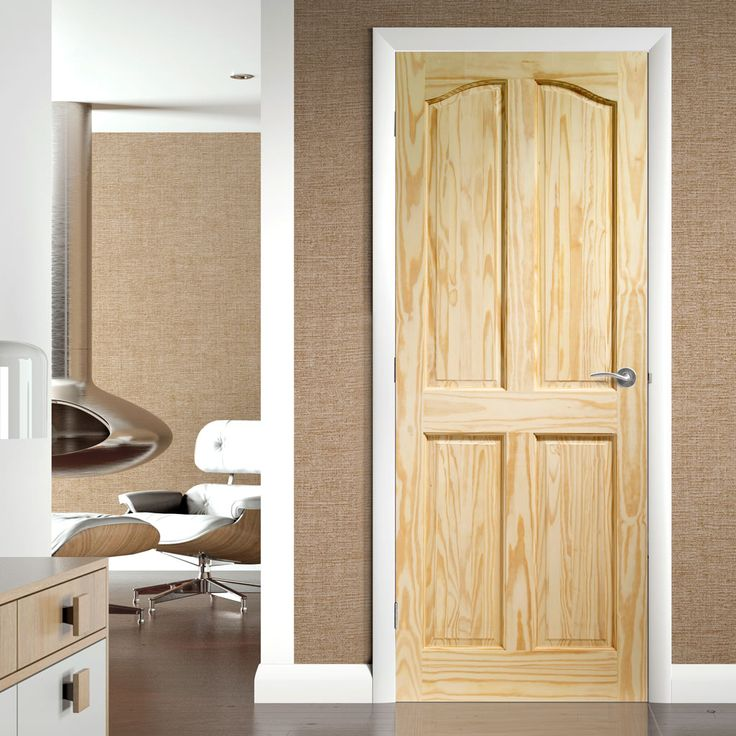 31 Best Internal Pine Panel Doors Images On Pinterest Clear Pine