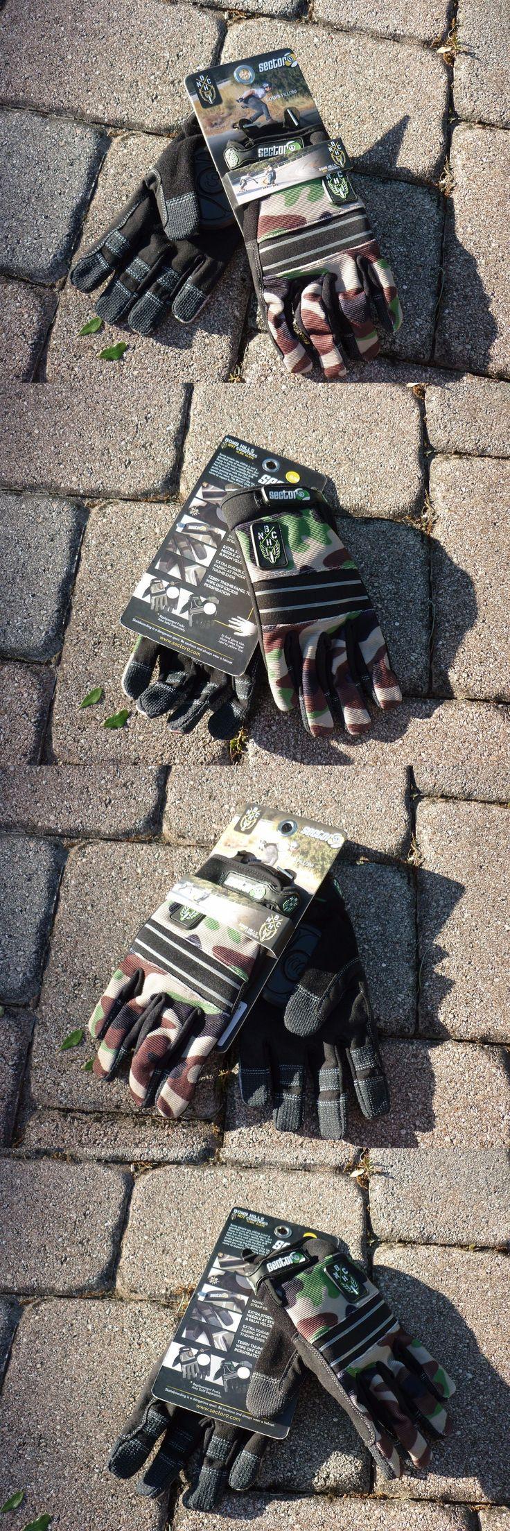 Wheels 165946: New Sector 9 Camo Bhnc Slide Gloves Longboard Skateboard Small Medium Sm M -> BUY IT NOW ONLY: $34.99 on eBay!