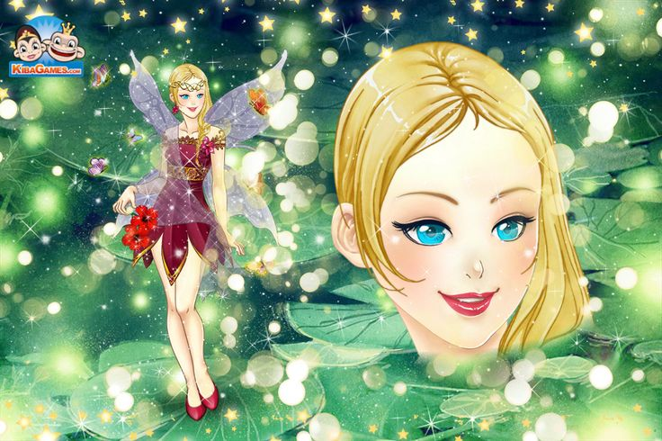 pretty fairy... zoom in/out