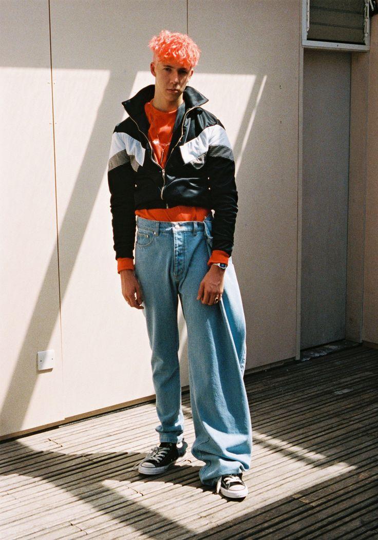 Christopher Shannon Spring 2018 Menswear Fashion Show