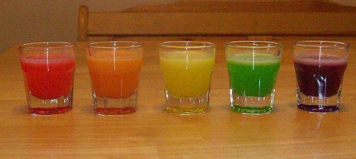 Skittles shots anyone?  It's a little early, but how about tonight? lol.