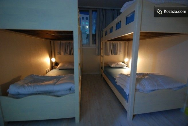 The Ja Guesthouse at Gangnam 4 beds dorm(female only)