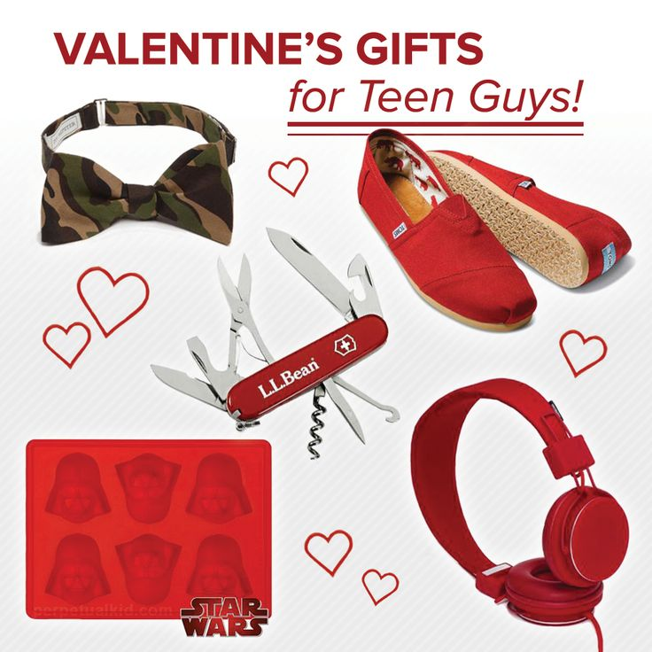 Guys Valentine Gifts For Teen 12