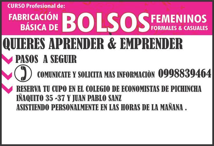 INSCRIPCIONES  EN EL COLEGIO ECONOMISTAS DE PICHINCHA