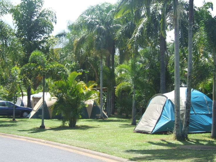 Cairns Coconut Holiday Resort Camping Site