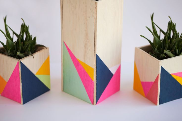 Diy Wooden Centerpiece Boxes Tutorial Balsa Wood From The Craft Store Would Be Perfect For