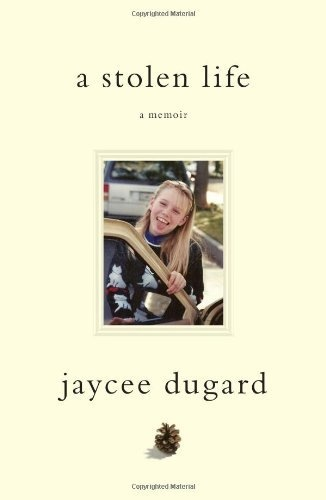 Jaycee Dugard's memoir of her stolen life in 18 years of captivity when she gave birth to two daughters...touching and moving. I liked it and read it in 2 days.
