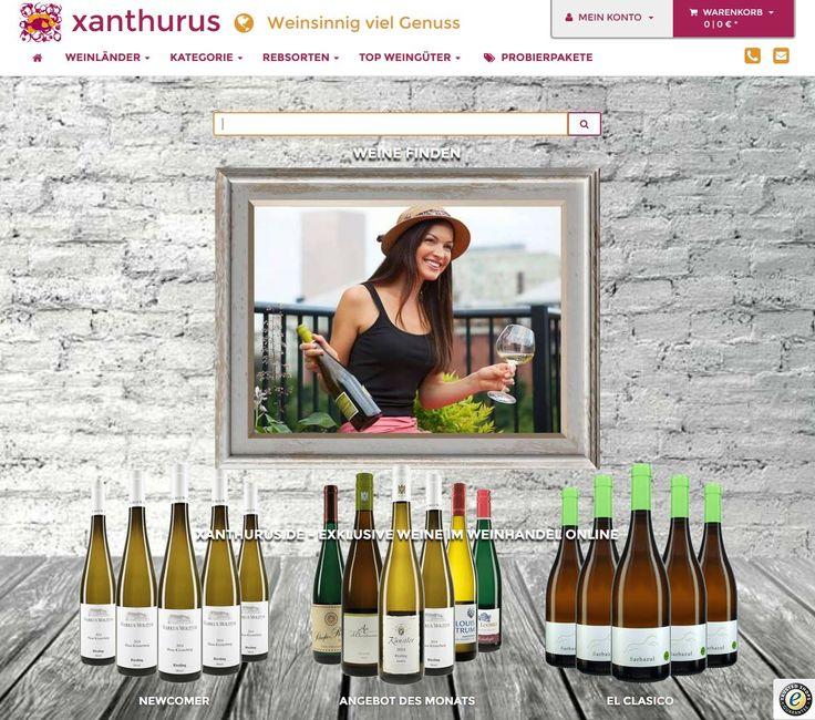 Die xanthurus GmbH mit Sitz im Düsseldorfer Medienhafen bietet eine umfassende Expertise im Bereich Weinhandel online. Mit über 1.500 Produkten im Sortiment wird dem Kunden aus dem Groß- und Einzelhandel eine internationale Auswahl an Weinen geboten. Nicht zuletzt die gezielte Ausrichtung im B2B Bereich – Schwerpunktmäßig für Gastronomie und Hotellerie- runden das umfassende Angebot des Unternehmens ab.