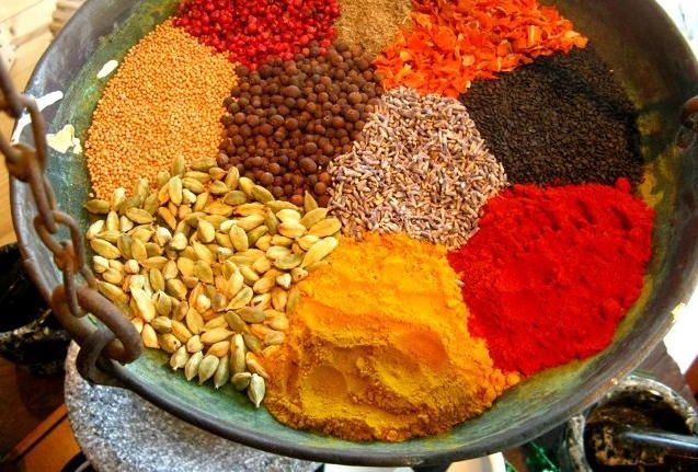 Ayurveda's List of Incompatible Foods: Things that Don't Go Together. ~ Alexandra Krasne
