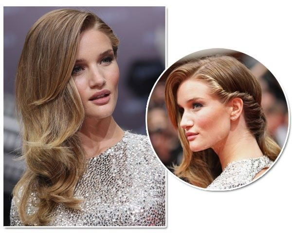 6 ideias de penteados meio preso para casamento - Marie Claire | Beleza
