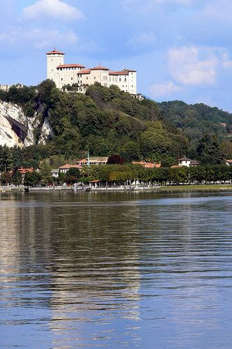 Castle of Angera, Lago Maggiore, Italy