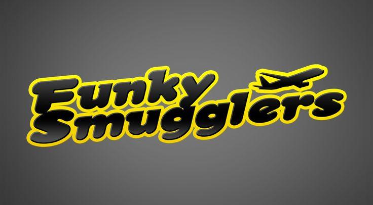 Funky Smugglers - Logo design
