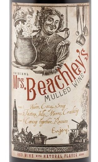 Mrs. Beachley's Mulled Wine: Splendid! A lovely, festive dessert wine that's not cloyingly sweet. The cinnamon spice gives it a zesty ... Natalie's Rating >